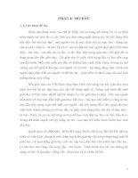 """Vận dụng phương pháp trò chơi phân vai cho học sinh lớp 1 trường tiểu học Hà Lộc II thị xã Phú Thọ"""", nhằm hình thành kỹ năng tự tin – bạo dạn trước đám đông"""