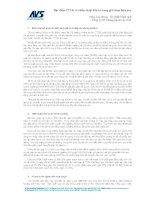 Đặc điểm TTCK và chiến thuật đầu tư trong giai đoạn hiện nay
