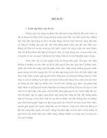 phân cấp thẩm quyền giải quyết tranh chấp dân sự trong hệ thống tòa án Việt Nam