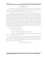 XÂY DỰNG CHƯƠNG TRÌNH TRUYỀN THÔNG CỔ ĐỘNG CHO CÔNG TY NƯỚC GIẢI KHÁT PEPSICO VIỆT NAM