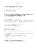 Bài tập kinh tế lượng 4