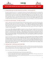 5 lý do hàng đầu để gia nhập hệ thống nhượng quyền care- ispace