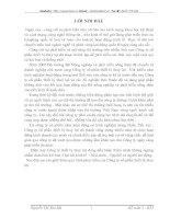 ĐÁNH GIÁ KẾT QUẢ HOẠT ĐỘNG KINH DOANH CỦA CÔNG TY TY CỔ  PHẦN THIẾT BỊ THUỶ LỢI