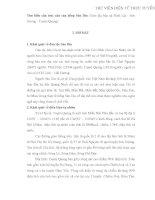 Tìm hiểu cấu trúc câu của tiếng Sán Dìu  (Trên  địa bàn xã Ninh Lai - Sơn  Dương - Tuyên Quang)