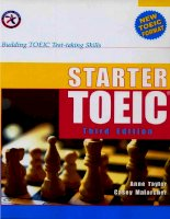 Starter Toeic (3edition) PART 1