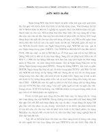 Đánh giá thực trạng hoạt động tín dụng của hệ thống Ngân Hàng Thương Mại Việt Nam hiện nay