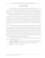 CHƯƠNG 1:TỔNG QUAN VỀ KỸ THUẬT GIẤU TIN VÀ GIẤU TIN TRONG ẢNH