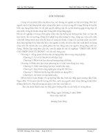 THIẾT KẾ MÁY CẮT THÉP TẤM TỰ ĐỘNG chương 1