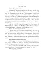 76 Marketing bán lẻ tại cửa hàng thực phẩm Hà Đông thuộc Công ty Cổ Phần thực Phẩm nông sản Hà Tây
