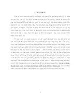 NGHIÊN CỨU SỰ HÌNH THÀNH NHÂN CÁCH CON NGƯỜI TRONG NỀN KINH TẾ THỊ TRƯỜNG Ở VIỆT NAM