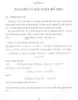 bất đẳng thức biến phân tựa đơn điệu và thuật toán xấp xỉ giá trị 4