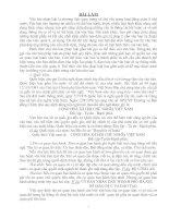 Một số vấn đề về soạn thảo văn bản