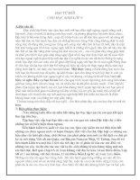 SÁNG KIẾN KINH NGHIỆM DẠY TỪ MỚI CHO HỌC SINH LỚP 6