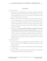 Thực trạng kinh doanh dịch vụ quảng cáo ở Việt nam và chiến lược kinh doanh của công ty quảng cáo Đại Lâm