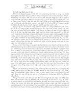 297 Chiến lược Marketing của Công ty HANOTEX Xuất khẩu hàng dệt may sang thị trường Mỹ