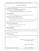 PHÁT HUY TÍNH TÍCH CỰC CỦA HỌC SINH QUA HỆ THỐNG CÂU HỎI DẠY HỌC VĂN BẢN