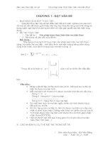 Các phép toán thực hiện trên ma trận thực