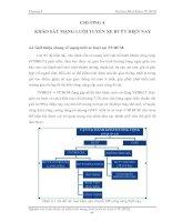 nghiên cứu hoàn thiện và phát triển nạng lưới tuyế xe buýt ở thành phố hồ chí minh, chương 4