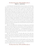 MÀNG TẾ BÀO, SỰ PHÂN HOÁ ĐA DẠNG CỦA HỆ THỐNG MÀNG SINH CHẤT, NHỮNG ĐẶC TÍNH VÀ VAI TRÒ CỦA MÀNG TRONG ĐỜI SỐNG TẾ BÀO. LIÊN HỆ NHỮNG THÀNH TỰU NGHIÊN CỨU BỆNH LÝ TẾ BÀO