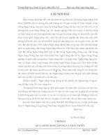 CÁC GIẢI PHÁP ĐỂ ĐẨY MẠNH HOẠT ĐỘNG KINH DOANH VÀ QUẢN LÝ TẠI SỞ GIAO DỊCH I – NHCTVN