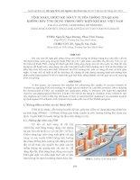 tính toán, thiết kế tối ưu truyền thông tin quang không dây ứng dụng trong điều kiện khí hậu Việt Nam