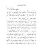 Góp phần nghiên cứu xây dựng ngân hàng câu hỏi trắc nghiệm khách quan dùng để kiểm tra đánh giá môn Hoá học 12 ban KHTN trường THPT Yên Lạc II - Tỉnh Vĩnh Phúc