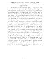 ĐỔI MỚI CƠ CHẾ CHÍNH SÁCH NHẰM PHÁT TRIỂN KINH TẾ TƯ NHÂN Ở NƯỚC TA HIỆN NAY