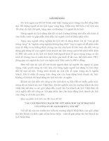 CÁC GIẢI PHÁP ĐẨY MẠNH THU HÚT KHÁCH DU LỊCH NHẬT BẢN  CỦA CÔNG TY DU LỊCH DỊCH VỤ TÂY HỒ