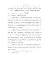 THỰC TRẠNG HOẠT ĐỘNG TÍN DỤNG VÀ HIỆU QUẢ TÍN DỤNG ĐỐI VỚI KINH TẾ NGOÀI QUỐC DOANH TẠI SỞ GIAO DỊCH I NGÂN HÀNG NÔNG NGHIỆP VÀ PHÁT TRIỂN NÔNG THÔN
