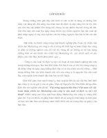 646 Ảnh hưởng của môi trường vi mô đến hoạt động Marketing của Công ty Giầy Thượng Đình