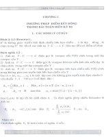 phương pháp điểm bất động trong bài toán biên kỳ dị