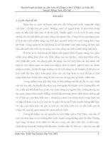 Tìm hiểu giá trị lịch sử, văn hóa của làng ca trù Lỗ Khê, xã Liên Hà huyện Đông Anh, Hà Nội