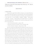 Những lớp từ bị hạn chế về mặt sử dụng trong từ điển Việt – Bồ - Nha của Alexandre de Rhodes