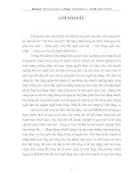HOÀN THIỆN CÔNG TÁC TỔ CHỨC QUẢN LÝ TIỀN LƯƠNG TẠI CÔNG TY MAY 40 - HN