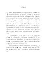 NGHIÊN CỨU 1 SỐ ĐẶC ĐIỂM SINH HỌC, SINH HÓA VÀ KỸ THUẬT NUÔI NGÊU ĐẠT NĂNG SUẤT CAO