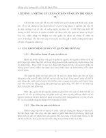 Giải pháp nâng cao quản trị nhân sự tại Cty TNHH Bảo hiểm nhân thọ AIA
