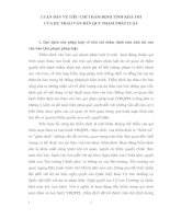 LUẬN BÀN VỀ TIÊU CHÍ THẨM ĐỊNH TÍNH KHẢ THI CỦA DỰ THẢO VĂN BẢN QUY PHẠM PHÁP LUẬT