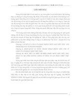 Một số biện pháp thúc đẩy tiêu thụ sản phẩm dịch vụ mạ kẽm nhúng nóng ở công ty cổ phần thộp Việt Tiến