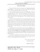 GIẢI PHÁP NHẰM NÂNG CAO HIỆU QUẢ HOẠT ĐỘNG ĐẦU TƯ PHÁT TRIỂN TẠI CÔNG TY XUẤT NHẬP KHẨU VÀ ĐẦU TƯ IMEXIN HÀ NỘI
