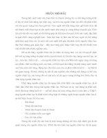 562 Những định hướng & giải pháp cơ bản cho sự phát triển Trình độ văn hoá của Nguồn nhân lực Việt Nam