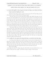 Thực trạng kế toán tiền lương và các khoản trích theo lương tại Công ty tư vấn xây dựng Lạng Sơn