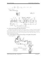 Thiết kế máy cắt tấm - chương 5-2
