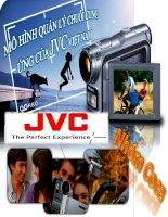 Mô hình quản lý chuỗi cung ứng của JVC Việt Nam