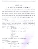 các bất đẳng thức tích phân thuộc loại Ostrowski và các áp dụng của nó 3_2