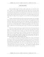 MỞ RỘNG VÀ HOÀN THIỆN NGHIỆP VỤ THANH TOÁN KHÔNG DÙNG TIỀN MẶT TẠI CHI NHÁNH NGÂN HÀNG CÔNG THƯƠNG BẾN THỦY