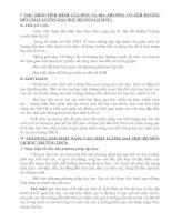 Nghiên cứu CỦA ĐƠN VỊ, ĐỊA PHƯƠNG CÓ ẢNH HƯỞNG ĐẾN CHẤT LƯỢNG DẠY HỌC BỘ MÔN LỊCH SỬ