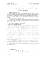 Đồ án xử lý H2S bằng than hoạt tính