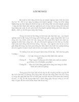555 Thực trạng về công tác điều hành sản xuất tác nghịêp tại Công ty Cổ phần An Phú
