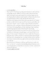 """không gian và thời gian nghệ thuật trong tác phẩm """"Chí Phèo"""" của Nam Cao"""