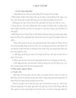 Cách dạy một số bài khó trong phân môn luyện từ và câu lớp 4